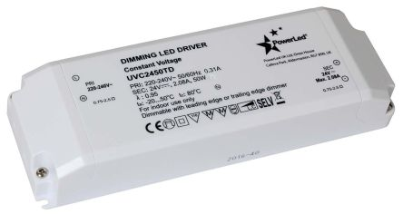 PowerLED Constant Voltage LED Driver 50W 24V