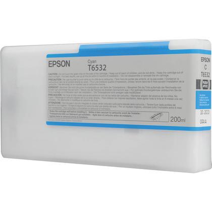Epson T653200 cartouche d'encre originale cyan