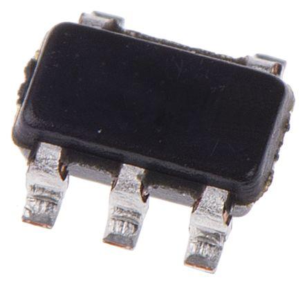 Texas Instruments SN74LVC1G02DBVT 2-Input NOR Logic Gate, 5-Pin SOT-23 (5)