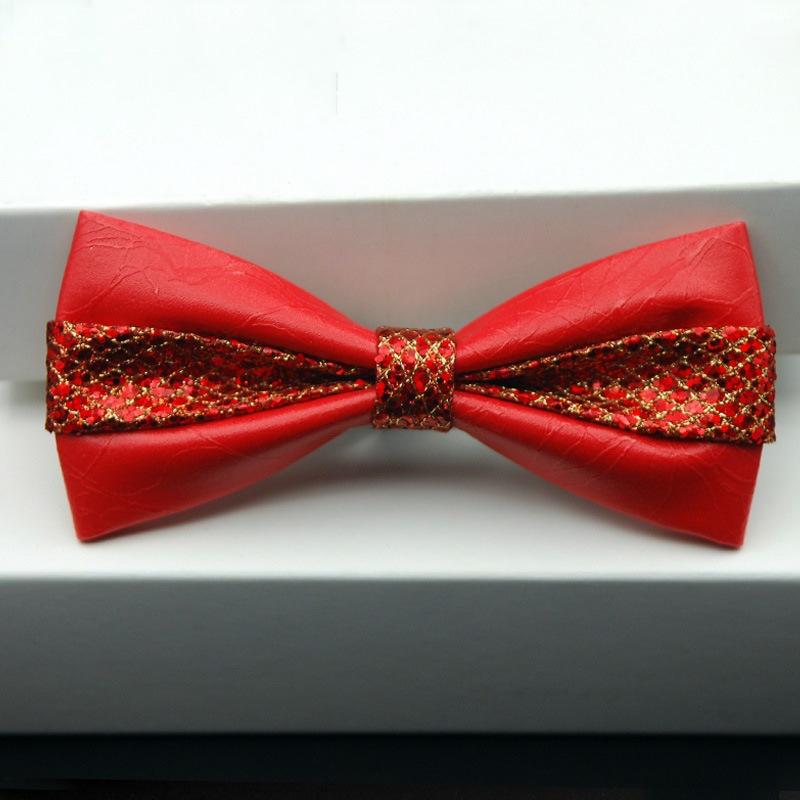 Ericdress PU Bow Tie