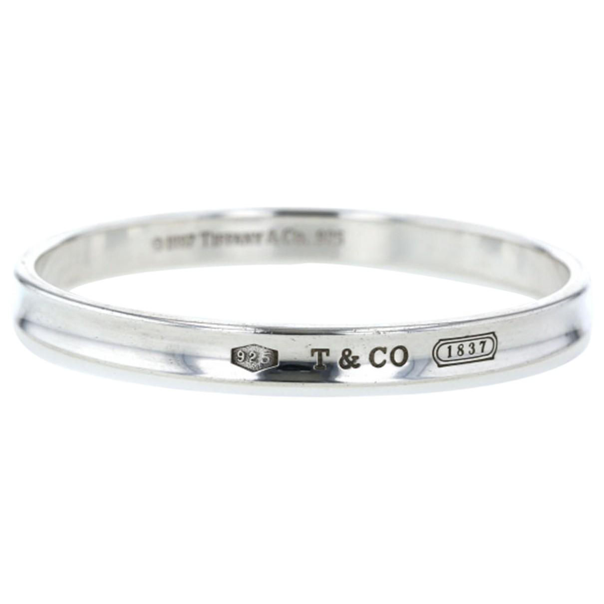 Tiffany & Co \N Armband in Silber
