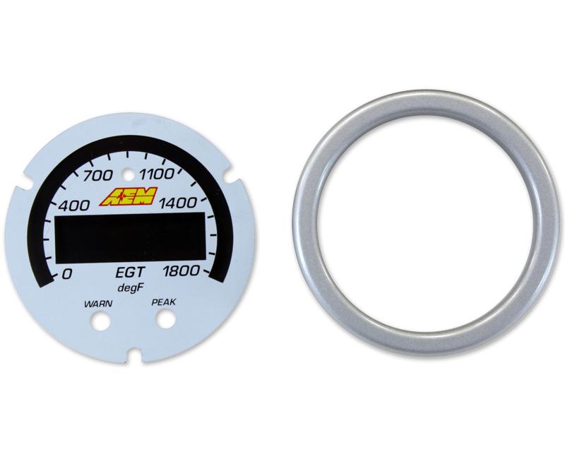 AEM Electronics 30-0305-ACC X-Series EGT Gauge 0~1800F | 0~1000C Accessory Kit