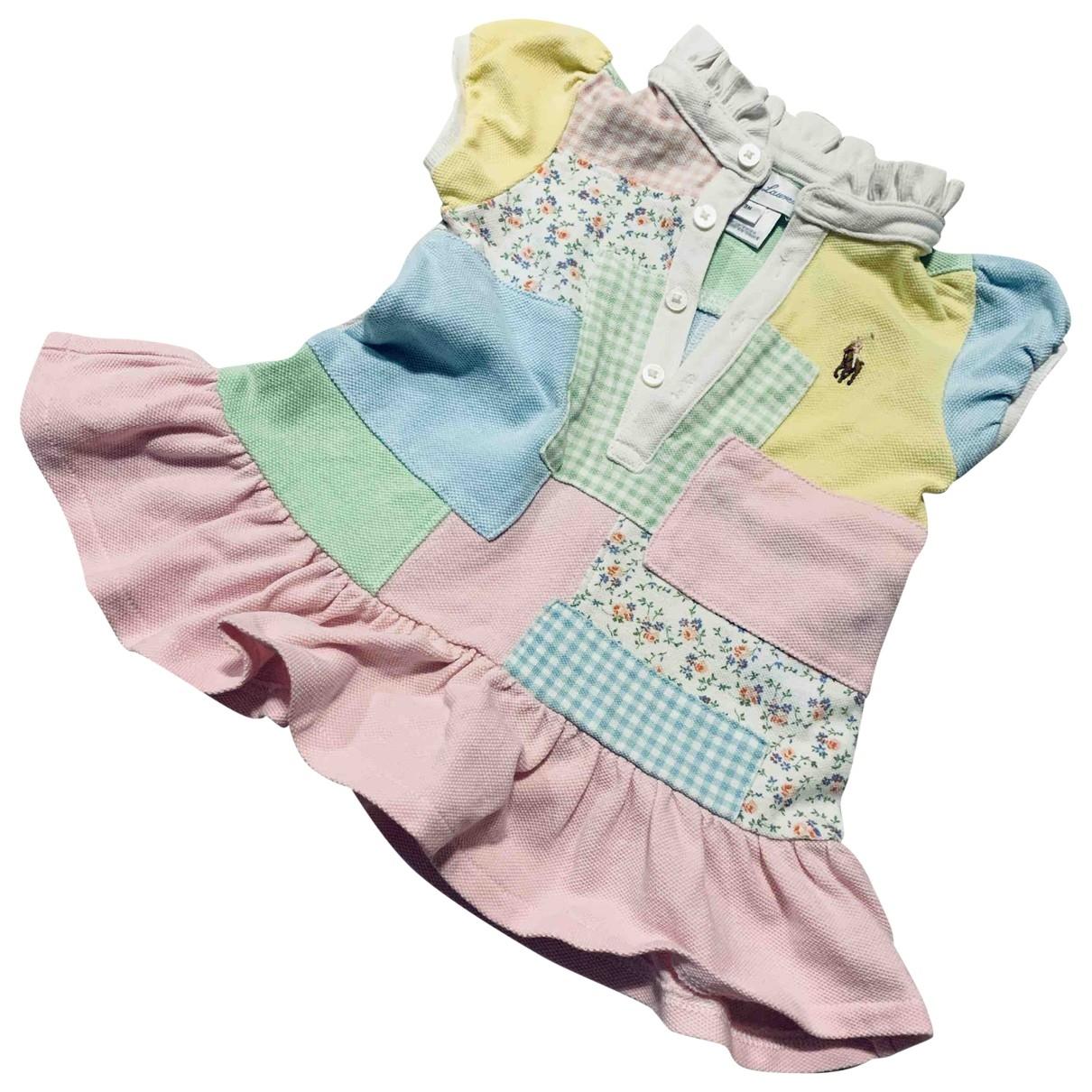 Ralph Lauren - Les ensembles   pour enfant en coton - multicolore