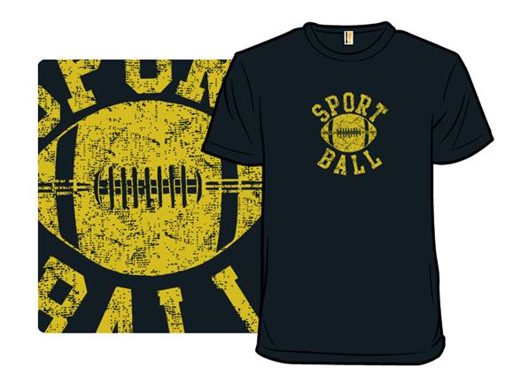 Sportball T Shirt