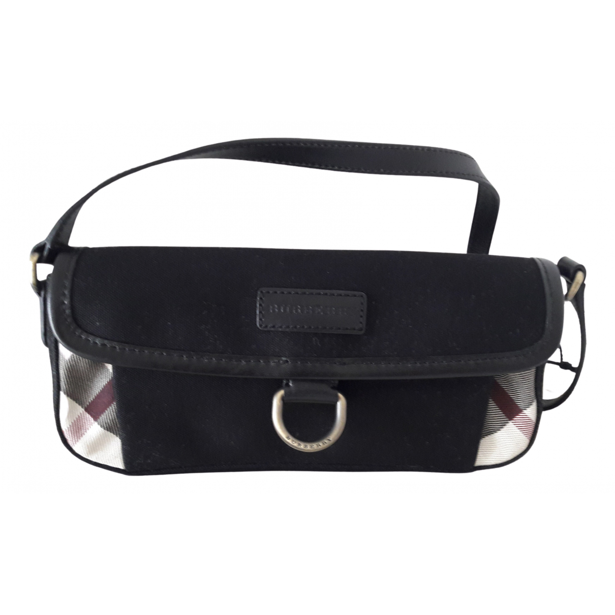 Burberry N Black Cotton handbag for Women N