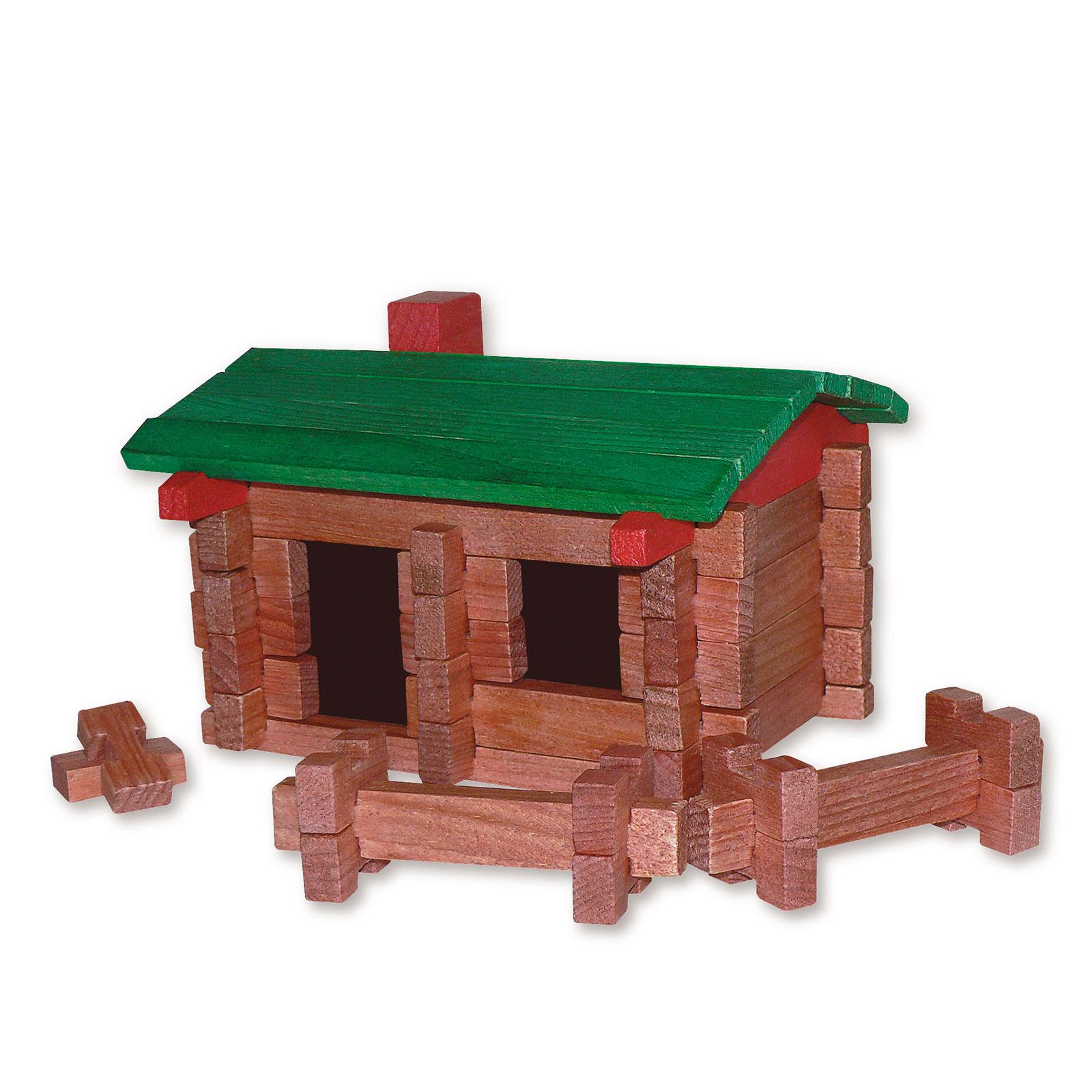 Log Camp Original 37 pc Set