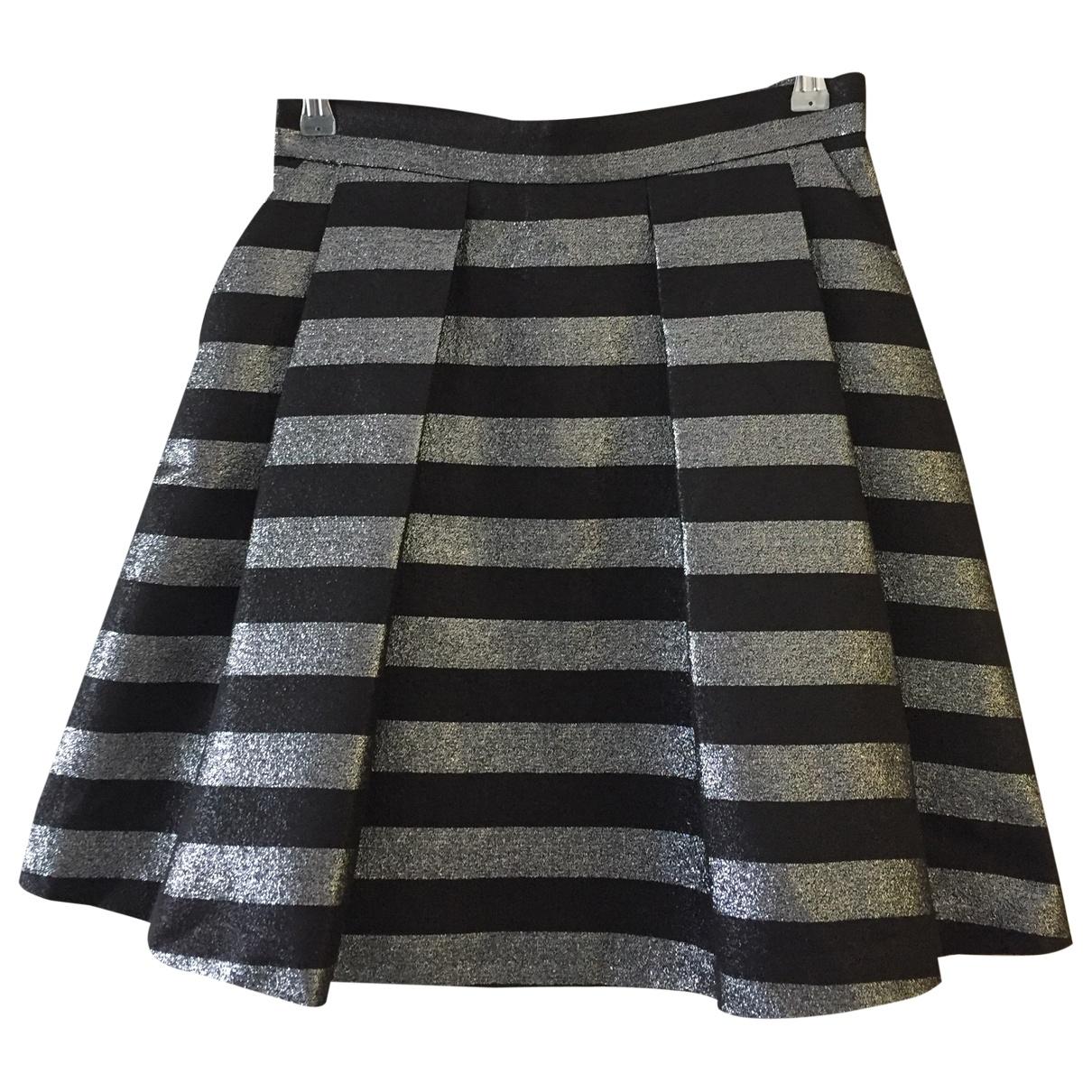 Hugo Boss - Jupe   pour femme en coton - noir