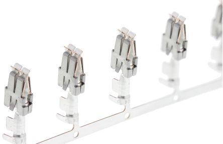 TE Connectivity , Standard Power Timer Female Crimp Terminal Contact 14AWG 927837-5 (50)
