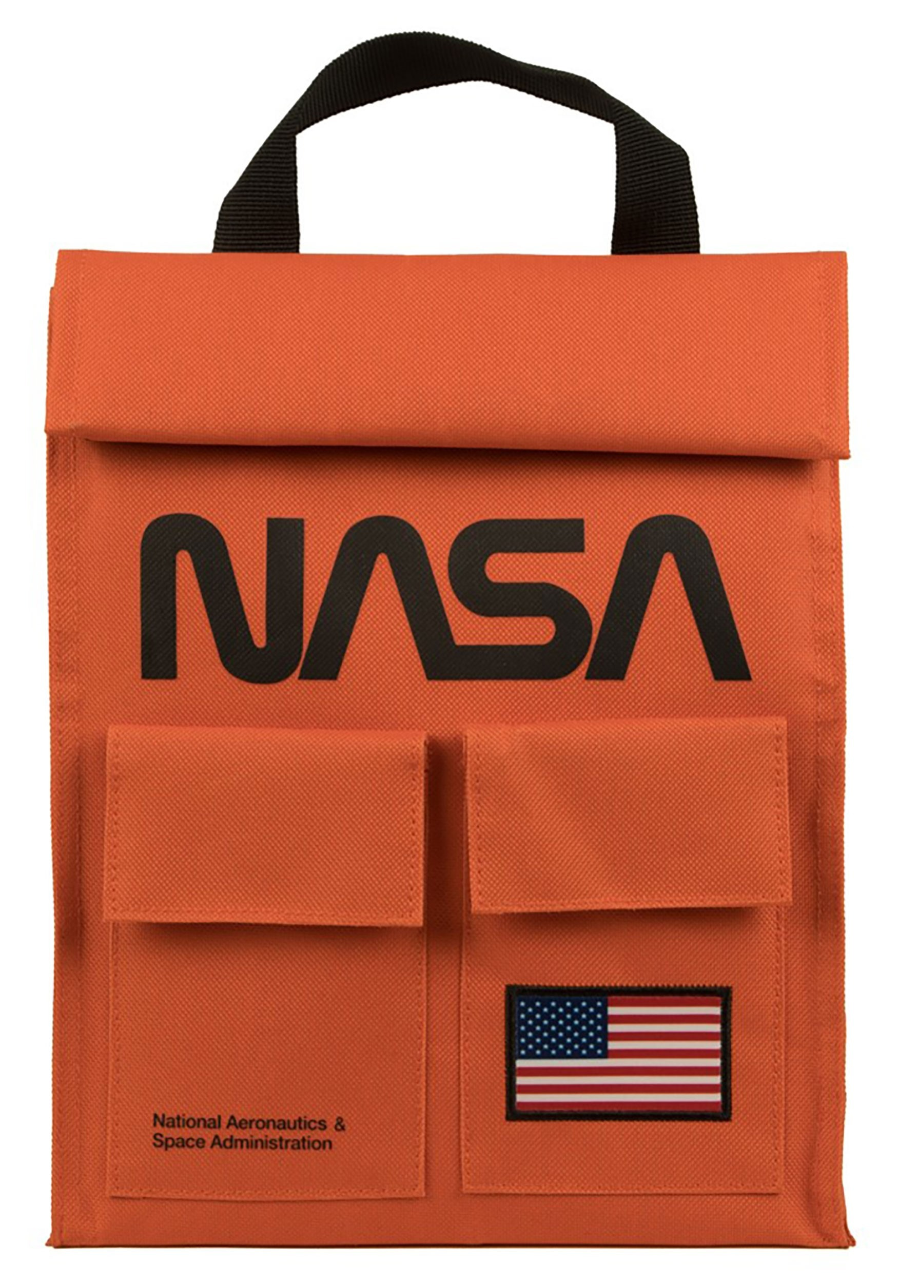 Insulated NASA Lunch Sack