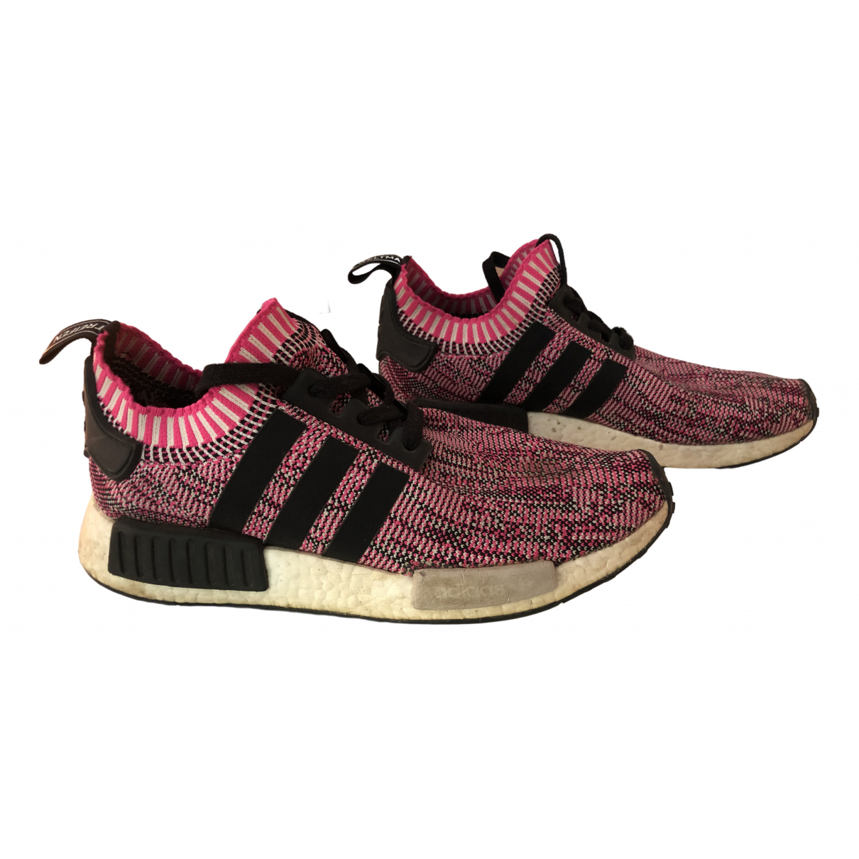 Adidas Nmd Sneakers in  Rosa Polyester