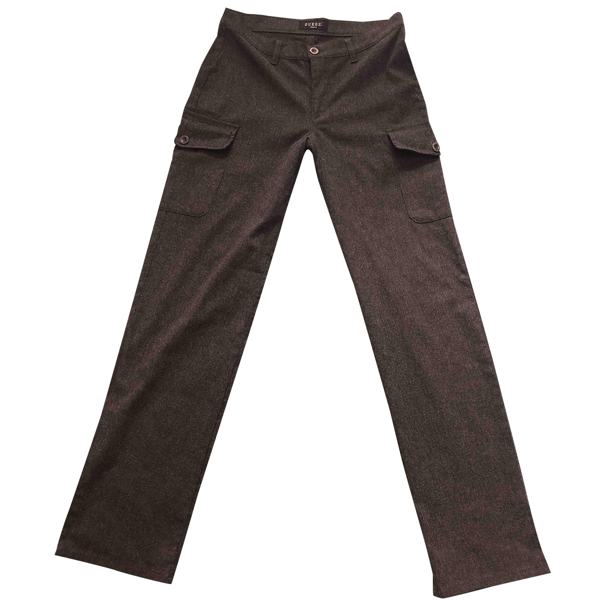 Guess \N Grey Trousers for Men M International