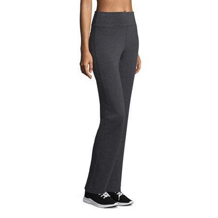 Xersion Studio Yoga Slim Pant, Small , Gray