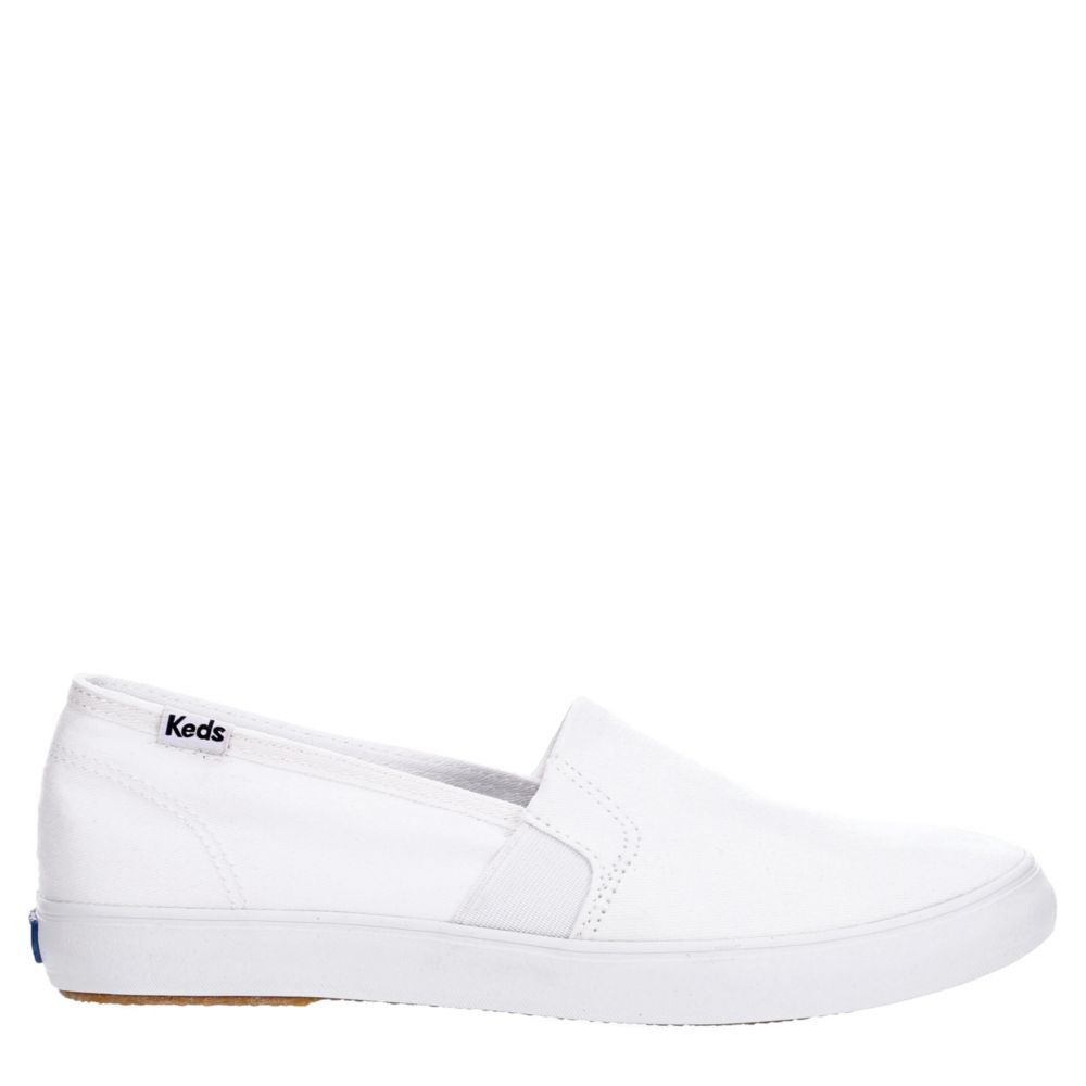 Keds Womens Clipper Slip-On Shoes Sneakers