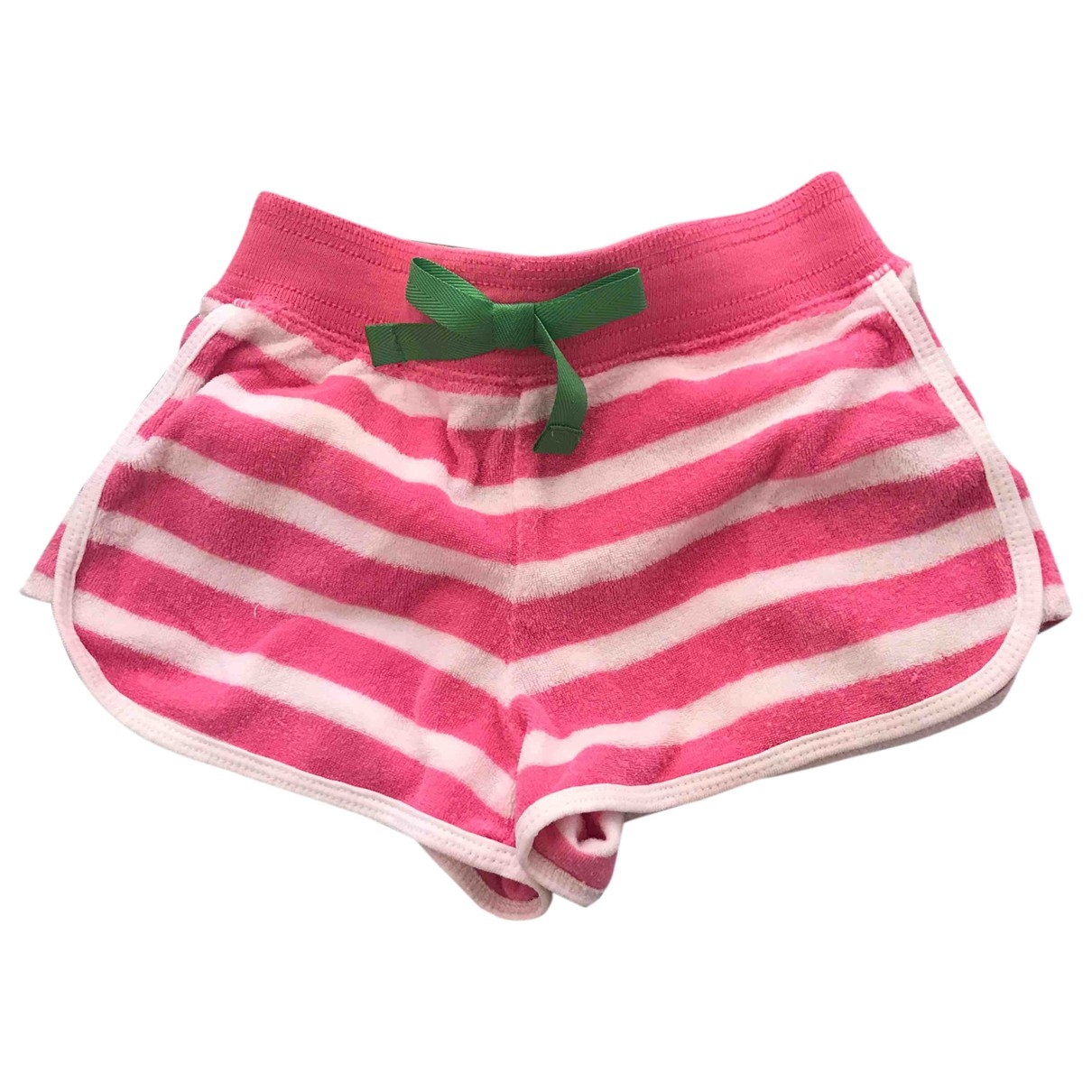 Polo Ralph Lauren \N Pink Cotton Shorts for Kids 3 years - up to 98cm FR