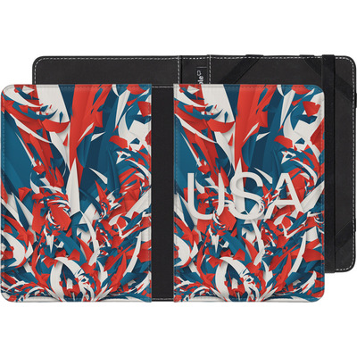 Sony Reader PRS-T3 eBook Reader Huelle - Colorful USA von Danny Ivan