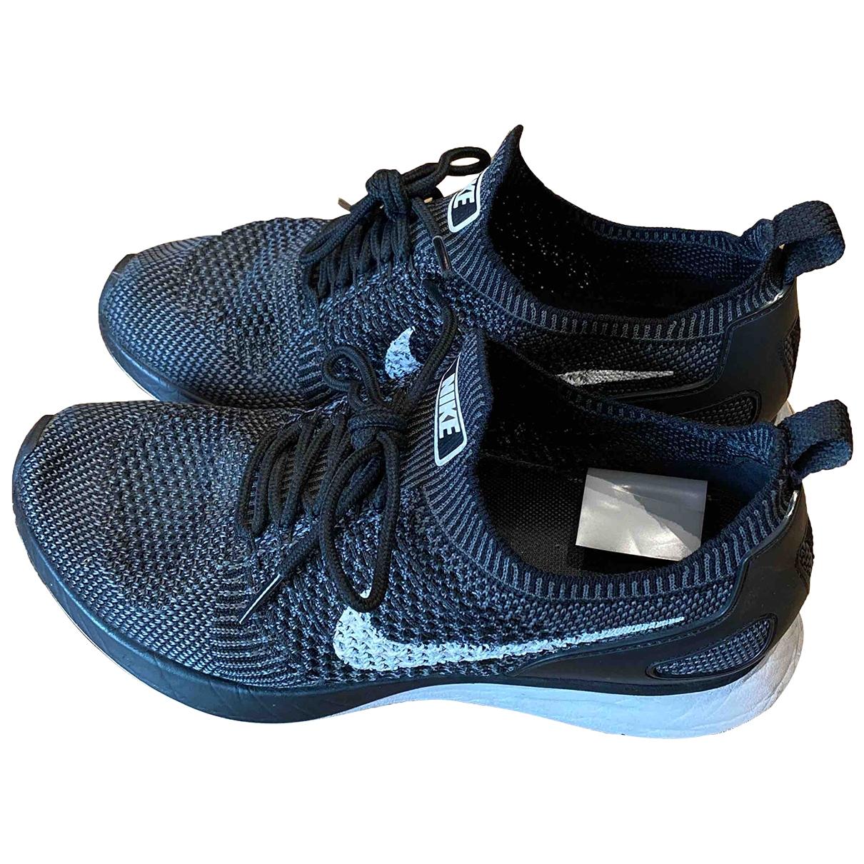 Nike \N Grey Cloth Trainers for Women 37.5 EU