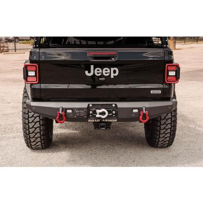 Road Armor Stealth Rear Winch Bumper (Bare) - 5203R0Z