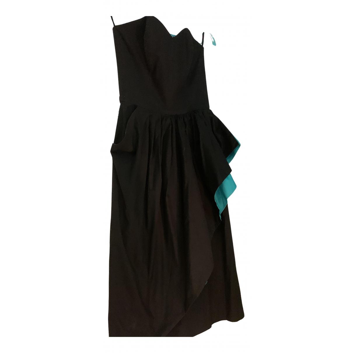 Guy Laroche \N Kleid in  Bunt Baumwolle