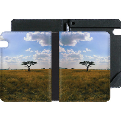 Amazon Kindle Voyage eBook Reader Huelle - Tanzanian Savanna von Omid Scheybani