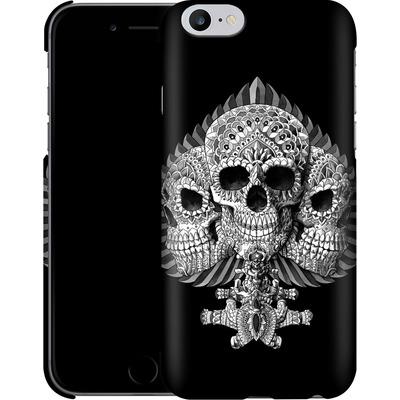Apple iPhone 6s Plus Smartphone Huelle - Skull Spade von BIOWORKZ