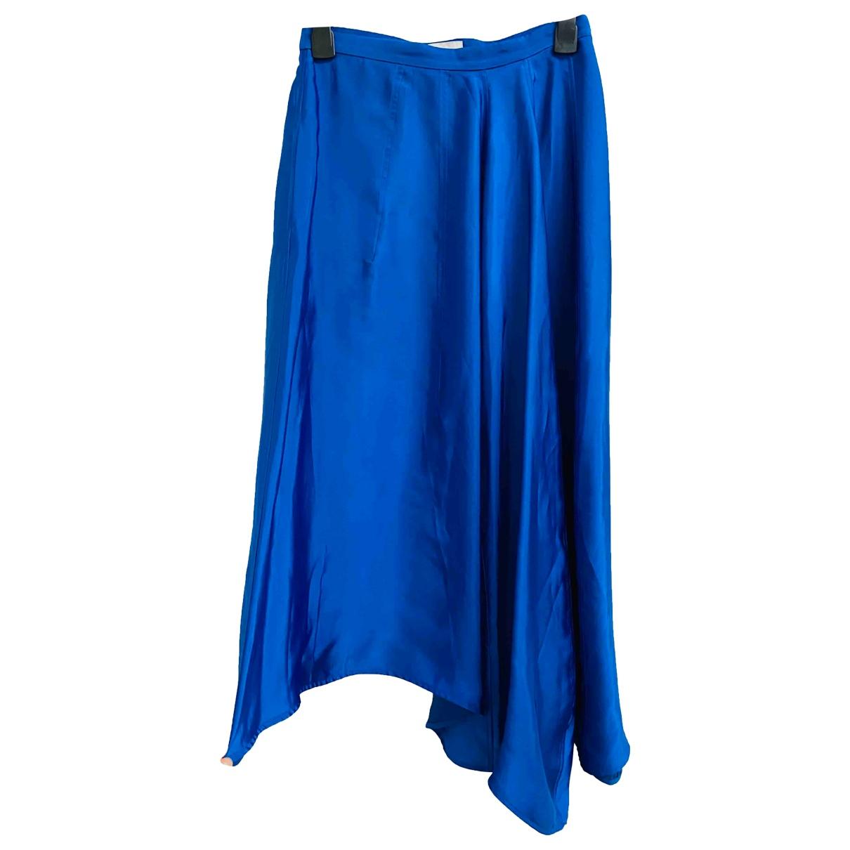 Cos \N Blue skirt for Women 38 FR