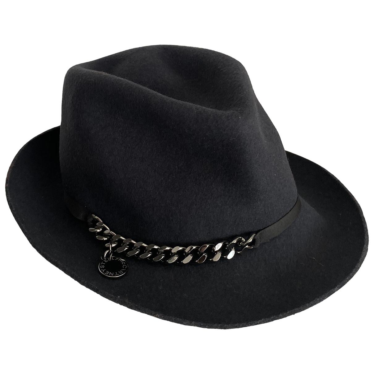 Sombrero de Lana Stella Mccartney