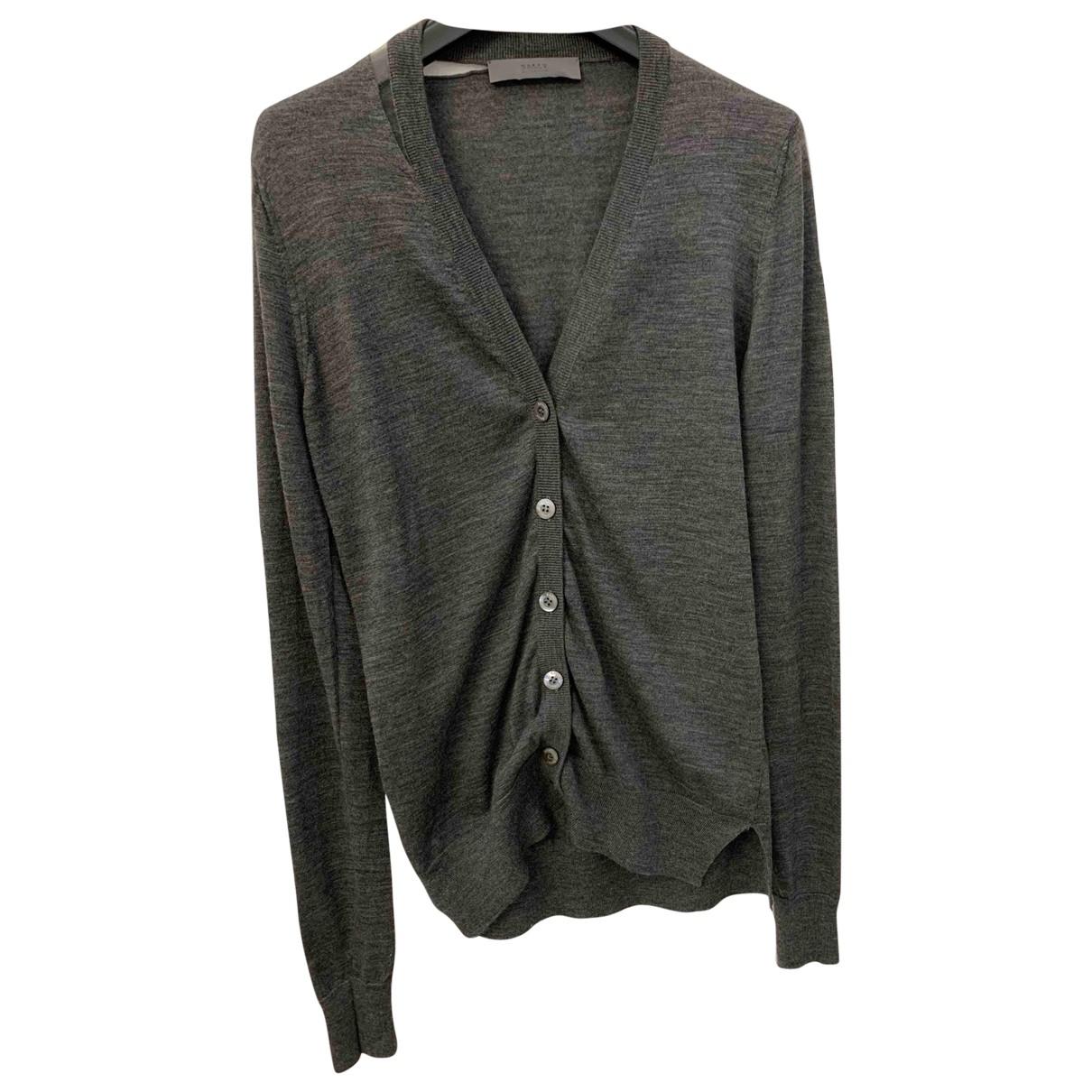Bally \N Grey Wool Knitwear for Women 40 IT