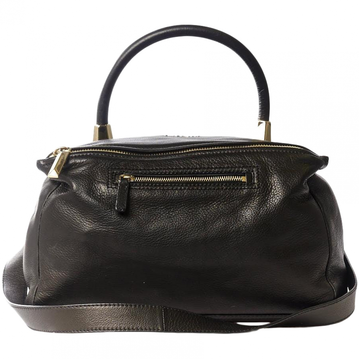 Givenchy Pandora Black Leather handbag for Women \N