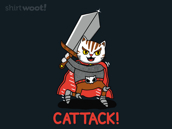 Cattack T Shirt