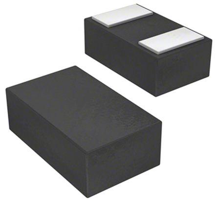 STMicroelectronics ESDAVLC12-1BV2, Bi-Directional TVS Diode, 2-Pin ST01005 (100)