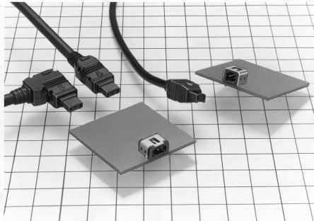 Hirose RP34L Series Compact Power Connector Cable Mount Plug, 3P, Crimp Termination, 5A, 30 V ac, 42 V dc (500)