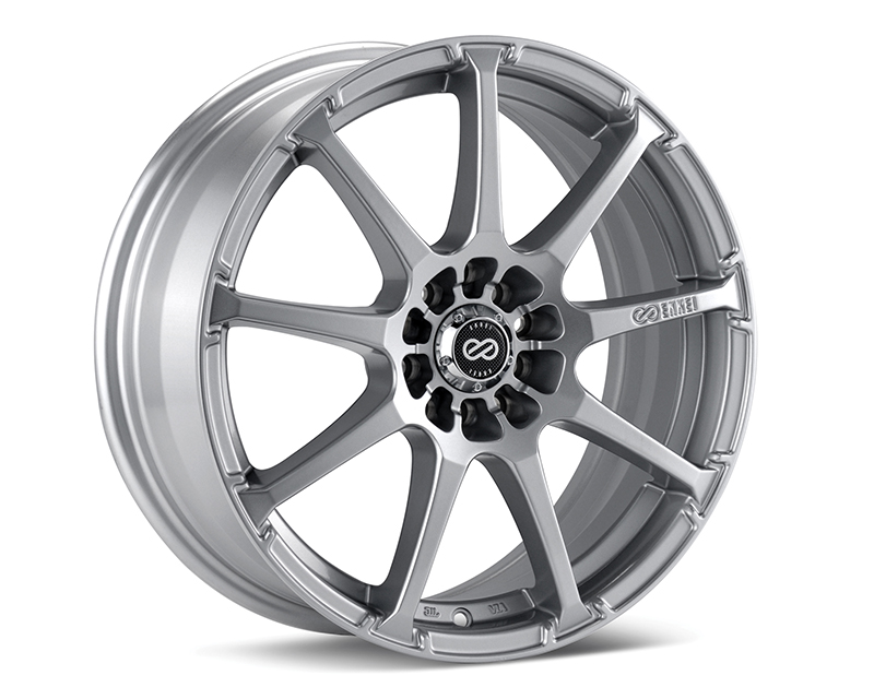 Enkei EDR9 Wheel Performance Series Silver 17x7 5x100/114.3 38mm
