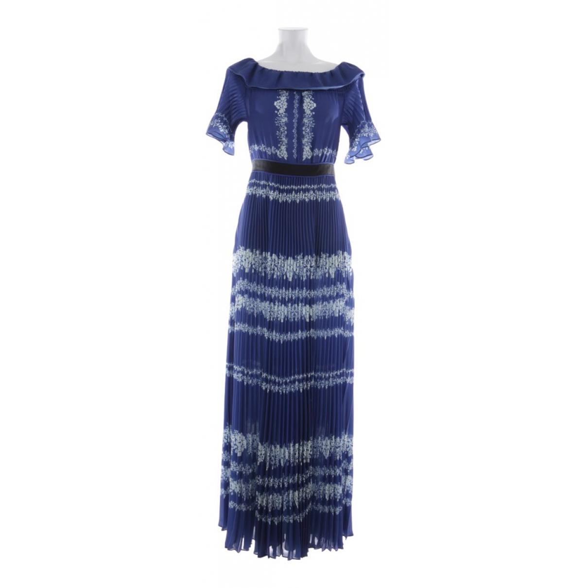 Self Portrait \N Blue dress for Women 32 FR