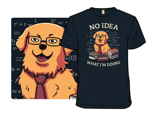 No Idea T Shirt