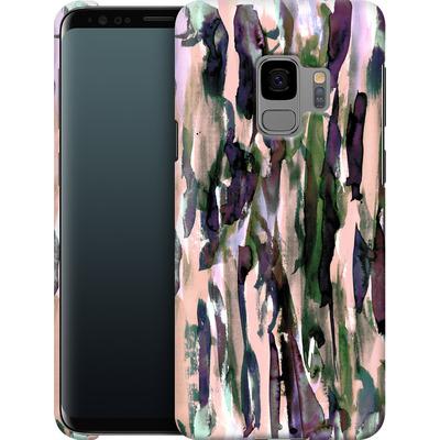 Samsung Galaxy S9 Smartphone Huelle - Fire and Ice von Amy Sia