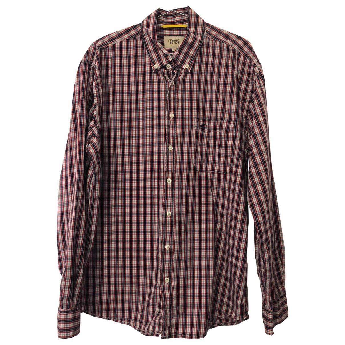 Non Signé / Unsigned \N Multicolour Cotton Shirts for Men L International