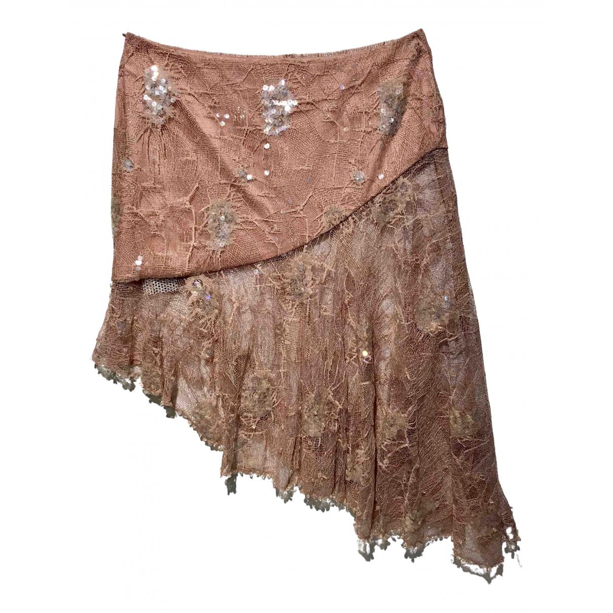 Matthew Williamson \N Pink skirt for Women 10 UK