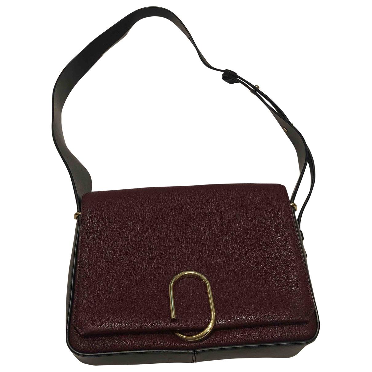 3.1 Phillip Lim \N Burgundy Leather bag for Men \N