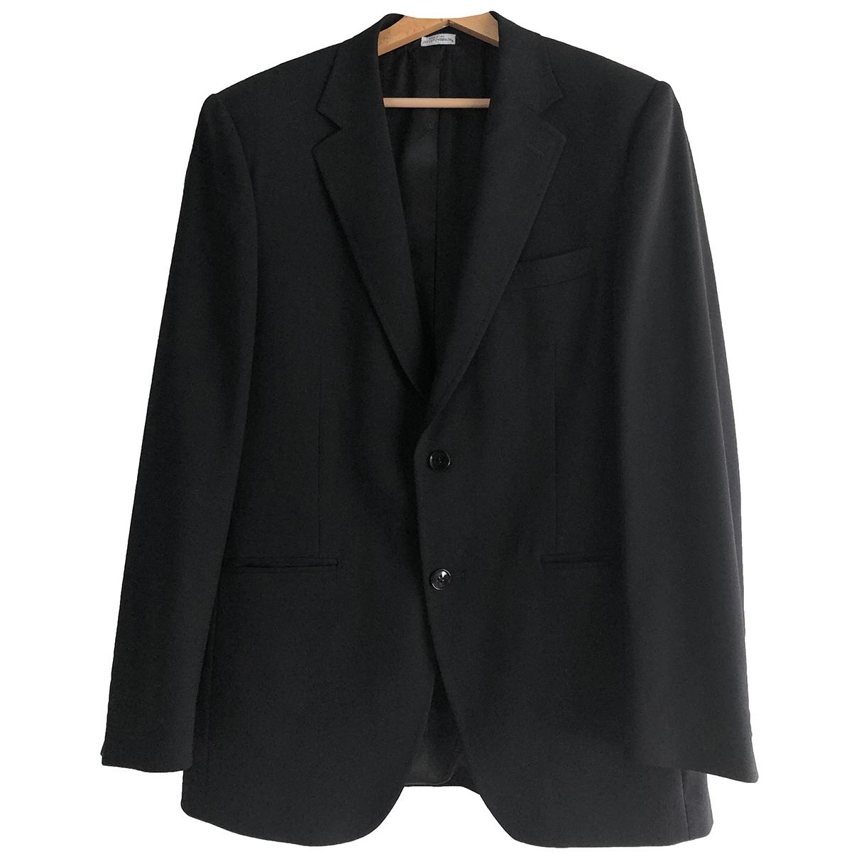 Dolce & Gabbana \N Blue Wool Suits for Men 48 IT