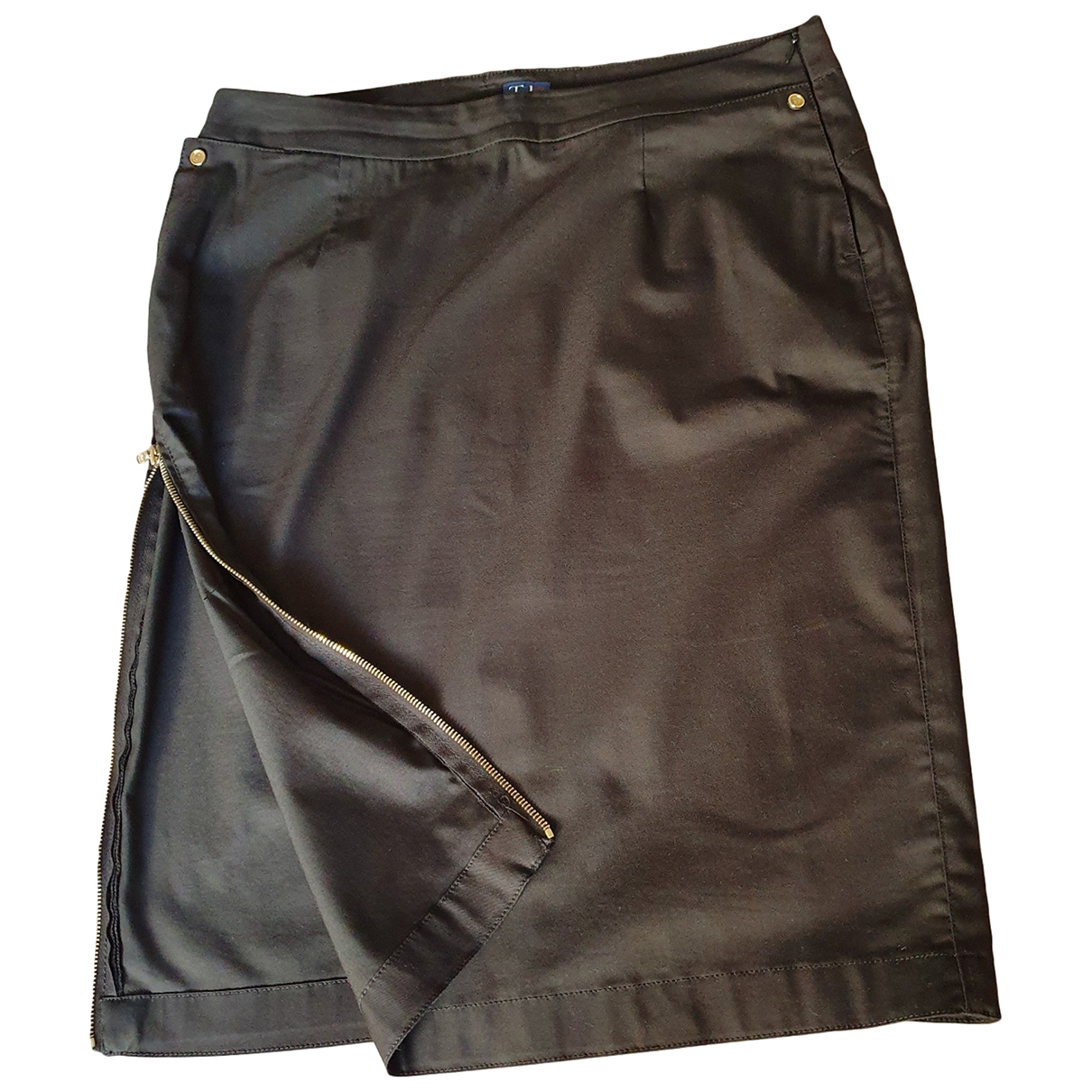 Trussardi Jeans \N Rocke in  Schwarz Baumwolle