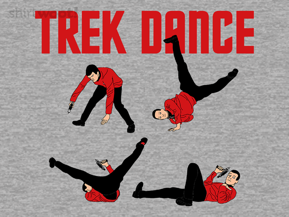 Trek Dance T Shirt