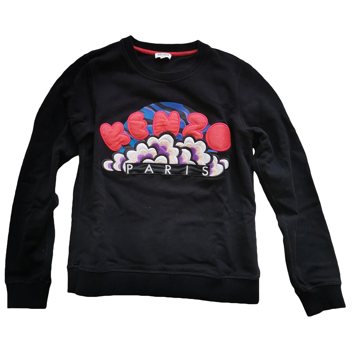 Kenzo \N Black Cotton Knitwear for Women S International