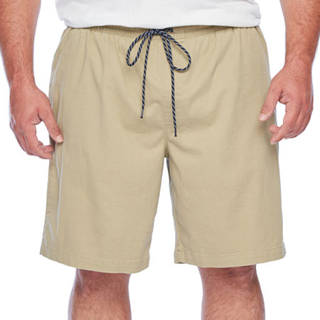 The Foundry Big & Tall Supply Co. Mens Pull-On Short-Big and Tall, 2x-large Tall , Beige