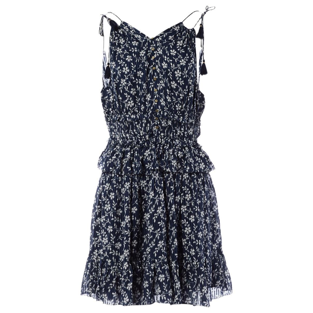 Ulla Johnson - Robe   pour femme en coton - marine
