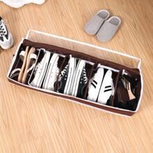 1 Stueck mehrschichtige Schuhe Aufbewahrungstasche