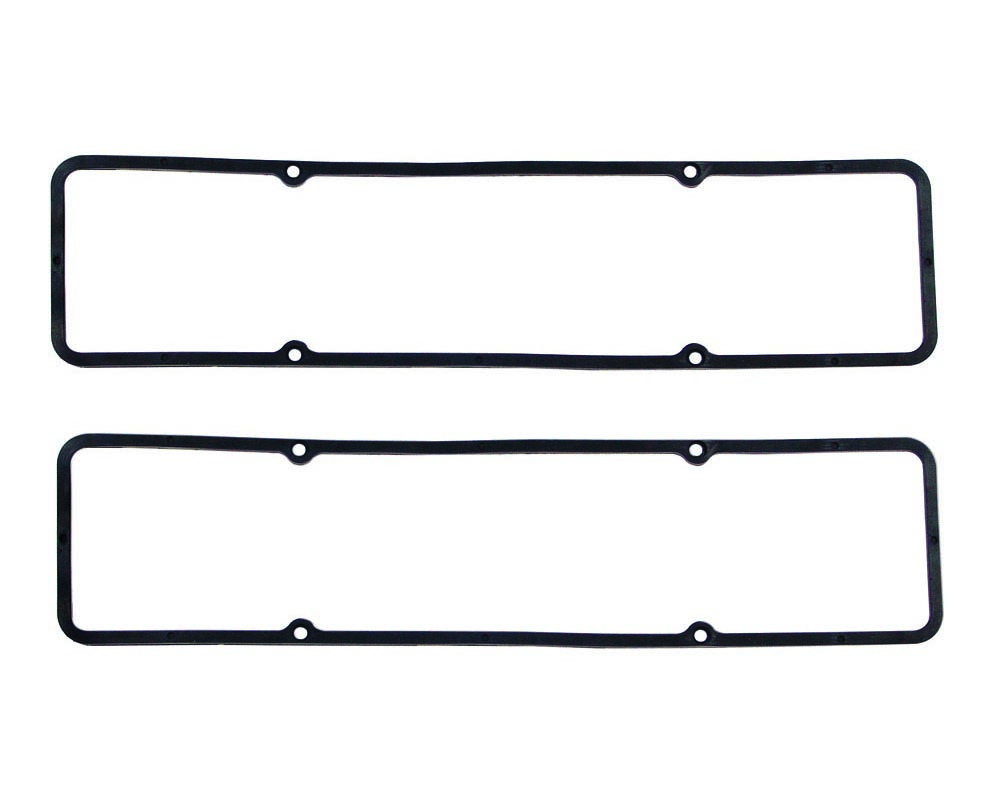 Mr. Gasket Valve Cover Gaskets - Molded Rubber with Steel Carrier