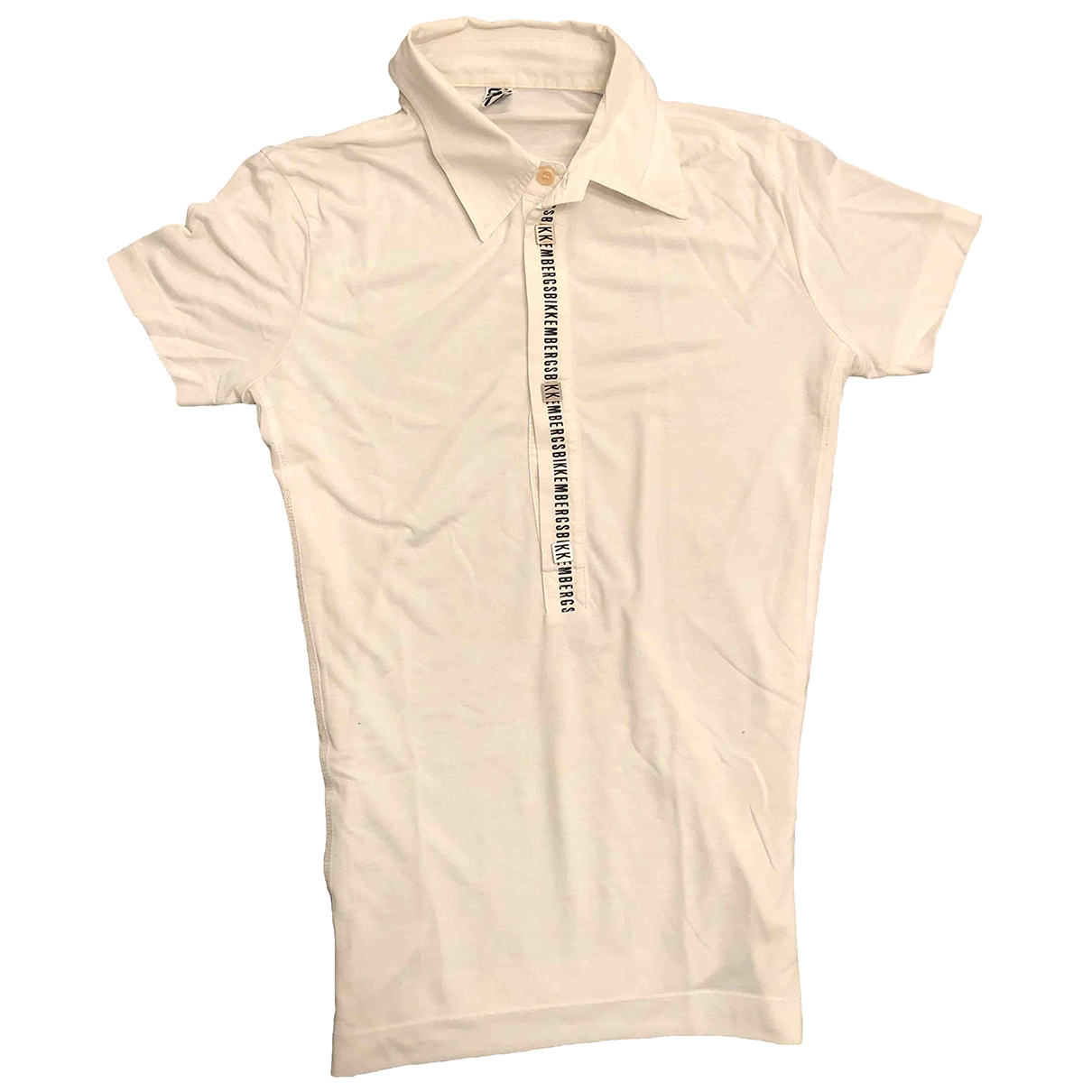 Dirk Bikkembergs - Polos   pour homme - blanc
