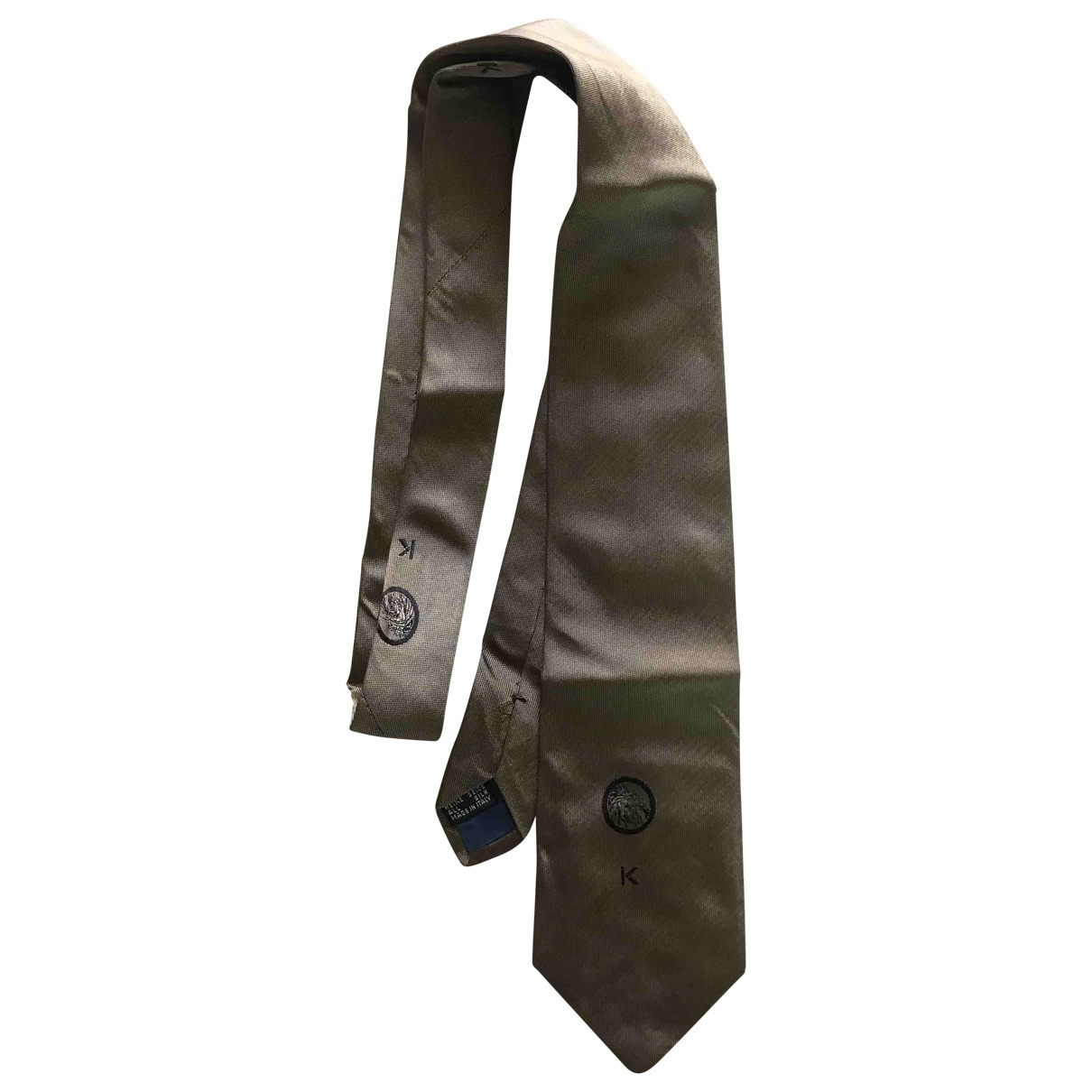 Krizia \N Krawatten in Seide