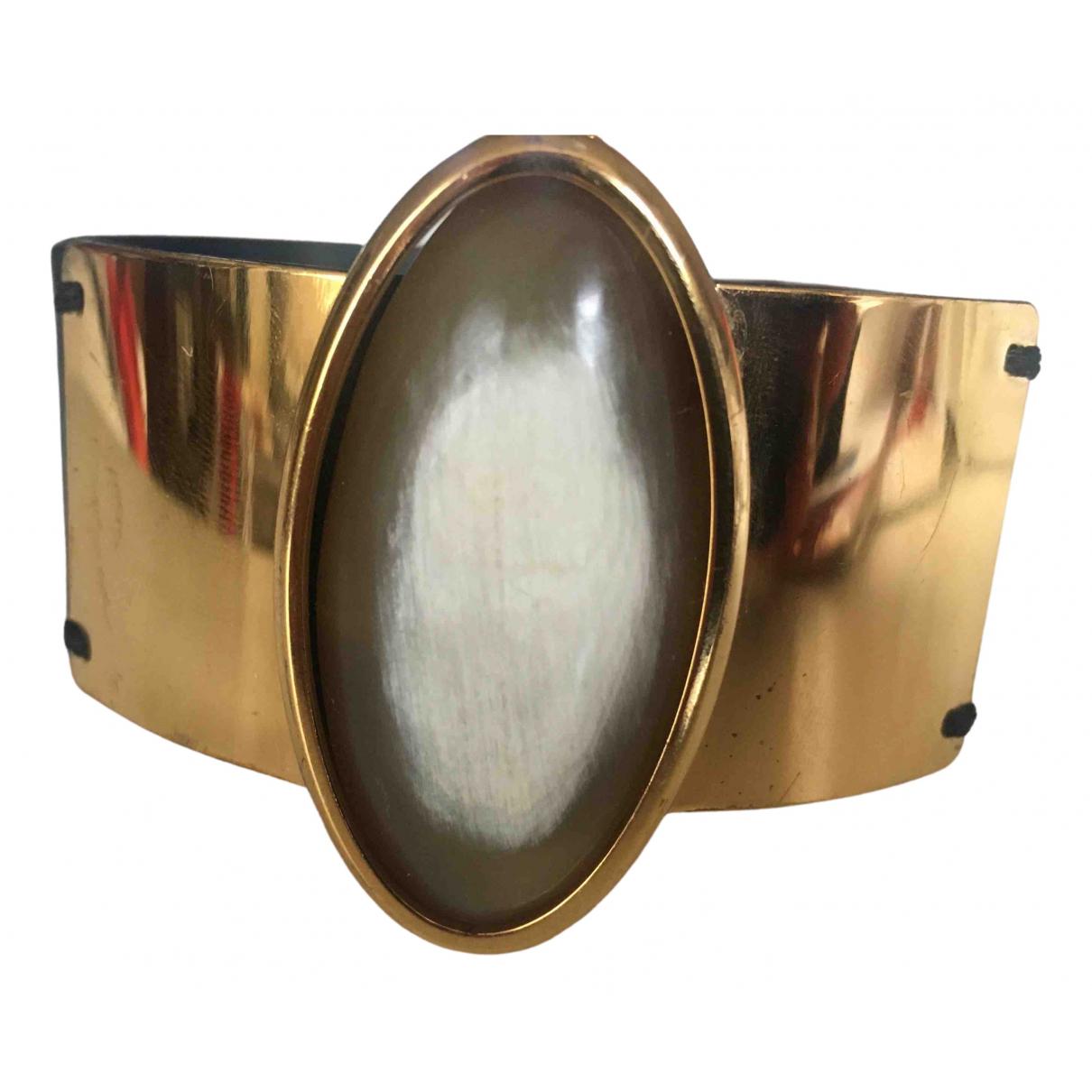 Marni \N Armband in  Braun Leder