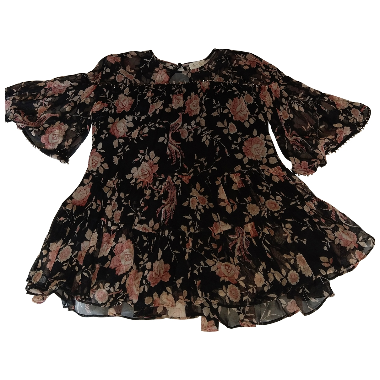 Kate Spade \N Multicolour Silk  top for Women 8 UK